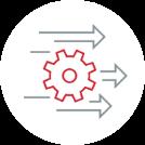 Business Transformation Icon